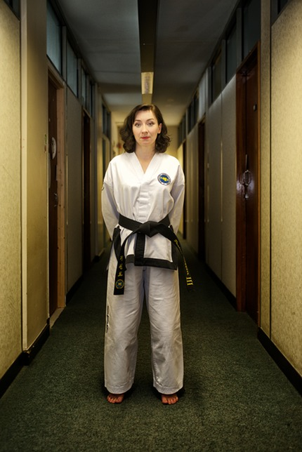 Pauline in TKD suit.jpg